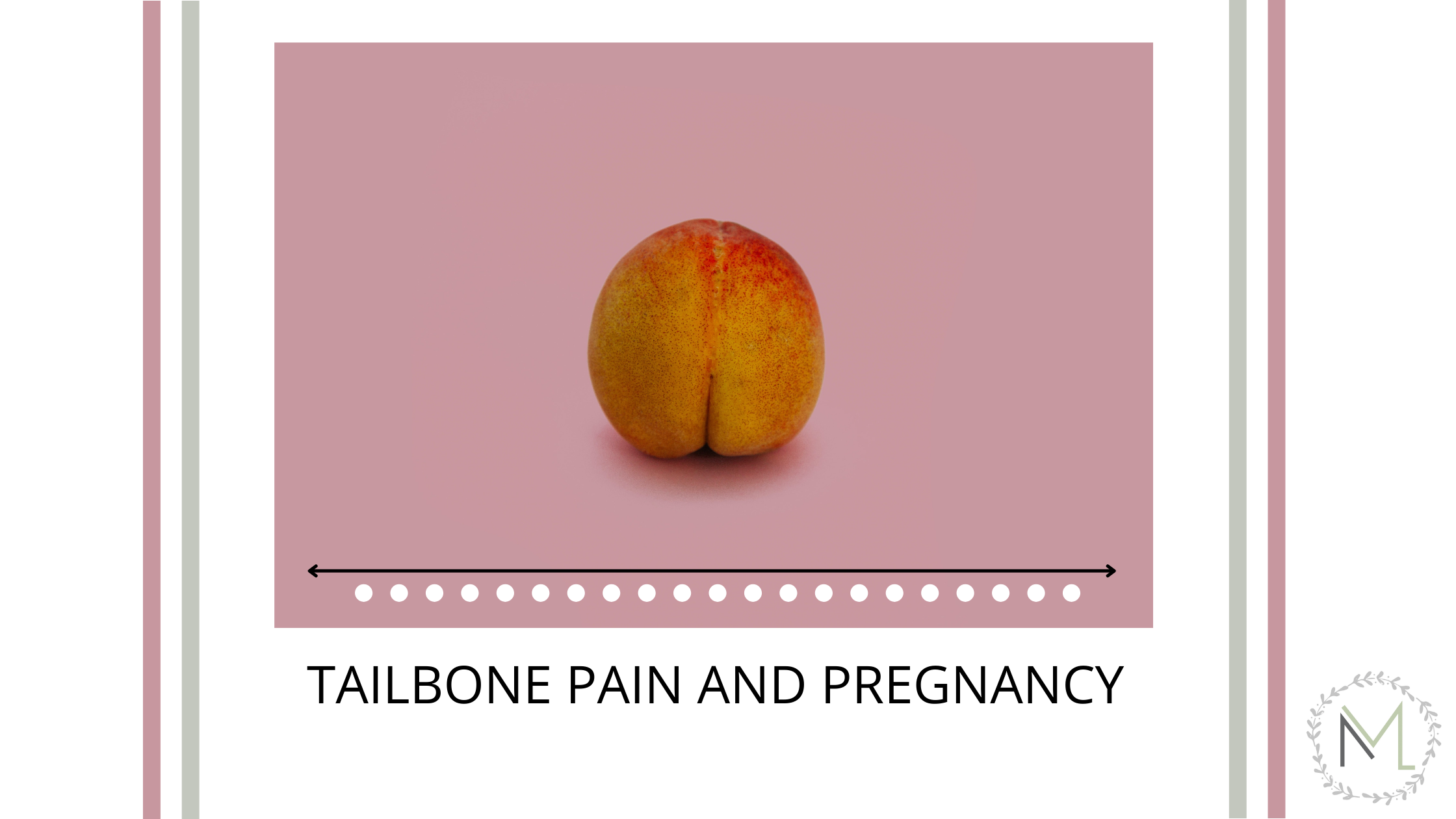 Tailbone Pain and Pregnancy